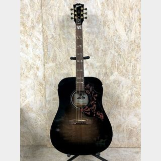 Gibson Eric Church Hummingbird Dark
