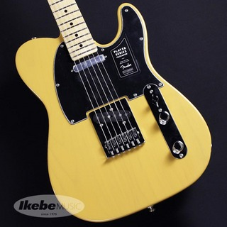 Fender Mexico Limited Edition Player Telecaster with C/S '51 Nocaster PU (Butterscotch Blonde/Maple)Made In Mexico