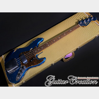 Fullertone Guitars JAY-BEE 60 MH Lake Placid Blue 2012年製【Heavy Rusted】~Lindy Fralin PU Install~ 4.26kg