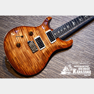 Paul Reed Smith(PRS)Custom24 Lefty 2018 10Top【左利き用! 虎目ネック!】