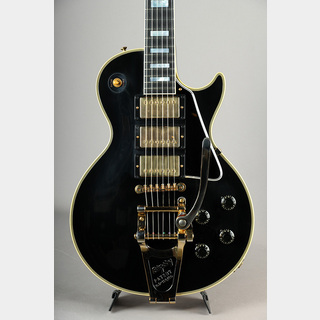 "Gibson Custom Shop Historic Collection 1957 Les Paul Custom 3PU ""Black Beauty"" w/Bigsby VOS 2020"