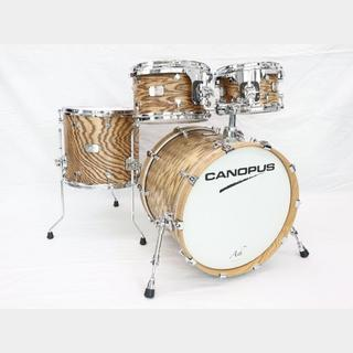 canopusCANOPUS Ash Classic Kit Plus (22BD.12TT.13TT.16FT)オイルフィニッシュ