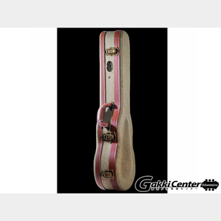 Ohana UkulelesOhana Case, Concert, Deluxe, Hard-shell, Shaped, Oliver Twill Fabric UOT-24