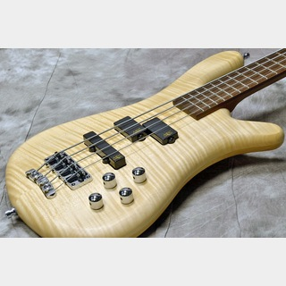 Warwick Japan Limited Streamer LX4 Flame Maple Top Natural Satin 【福岡パルコ店】