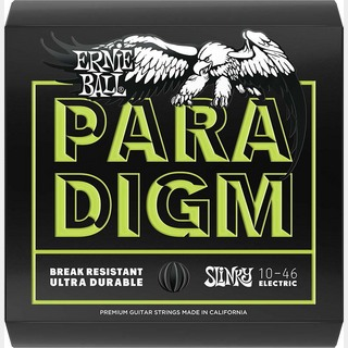 ERNIE BALL Electoric Guitar Strings Paradigm Slinky [2021/Paradigm Regular Slinky/10-46]
