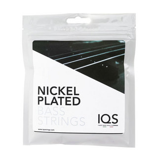 IQS STRINGS NPS45100 Electric Bass Nickel Plated 45-100 エレキベース弦