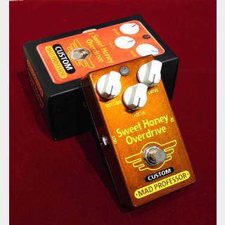"MAD PROFESSOR Sweet Honey Overdrive ""Fat Bee"" MOD 【限定生産モデル】"