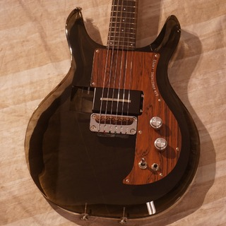"Ampeg【USED】 Lucite Guitar Reissue ""Smoke"" [1999年製][4.17kg][送料無料]"