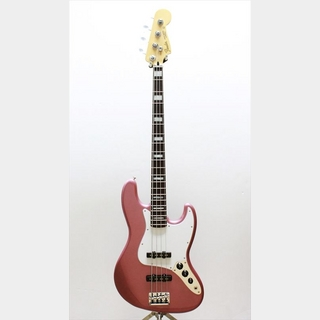Fender Made in Japan 2019 Limited Collection Jazz Bass, Rosewood Fingerboard / Burgundy Mist Metallic