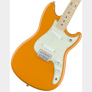 Fender Duo Sonic Maple Capri Orange フェンダー【池袋店】