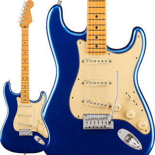 Fender USA American Ultra Stratocaster (Cobra Blue/Maple)