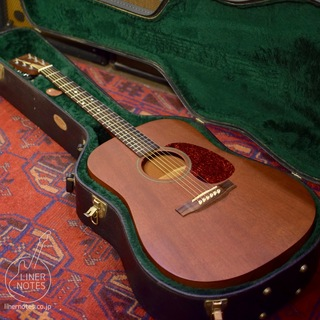 "Martin 2001 D-15 ""All Mahogany"""