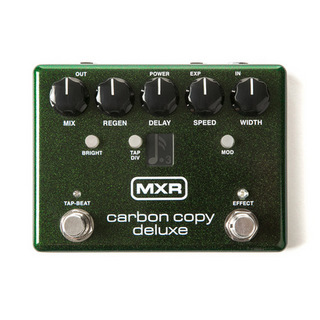 MXRM292 Carbon Copy Deluxe Analog Delay【9Vアダプタープレゼント!】