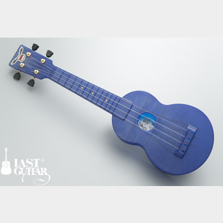 OUTDOOR UKULELESOPRANO BLUE GOLD