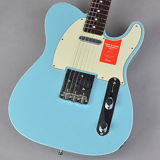 Fender Japan Traditional 60s Telecaster Custom D Blue