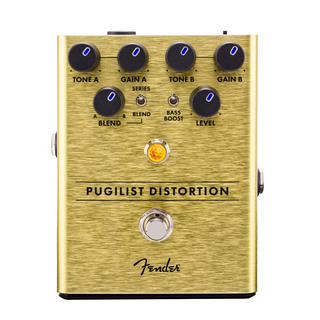 Fender Pugilist Distortion Pedal 【御茶ノ水本店】