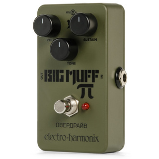 Electro-Harmonix Green Russian Big Muff [Distortion/Sustainer]