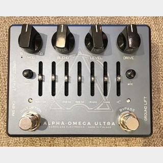 Darkglass Electronics ALPHA OMEGA ULTRA 【USED】
