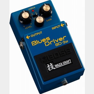 BOSS【送料無料】BD-2w Blues Driver【NEW】