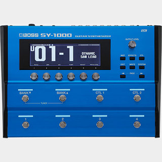 BOSS SY-1000 Guitar Synthesize