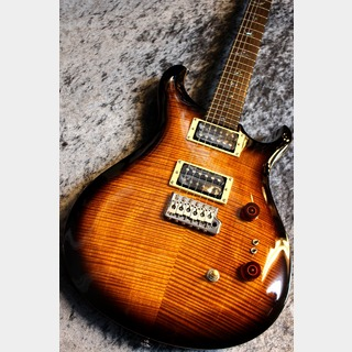 Paul Reed Smith(PRS) SE Custom24 35th Anniversary Limited Black Gold Burst  #B49457 【超美杢個体】【限定モデル】
