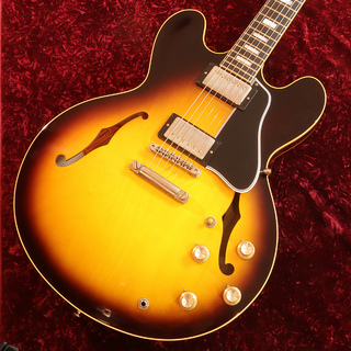 Gibson Custom Shop 【USED】Historic Collection 1963 ES-335 Block Vintage Sunburst [中古] [3.78kg] [Limited]