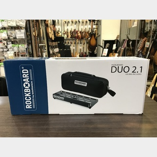 RockBoardDuo 2.1 w/Gig Bag 460 x 146 mm【数量限定特価】