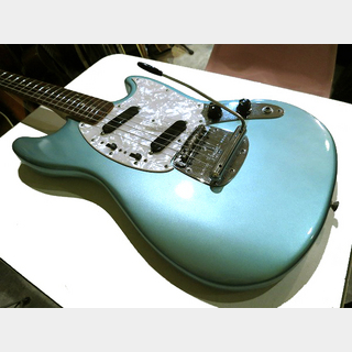 FenderFender USA 1978年製 MUSTANG Ice Blue Metallic Refinish