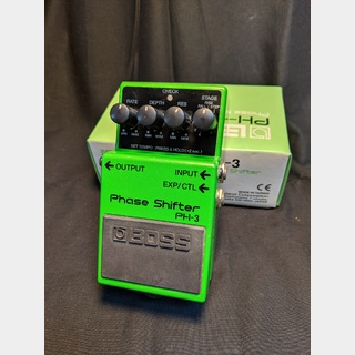 "BOSS PH-3 Phase Shifter ""MADE IN TAIWAN"""