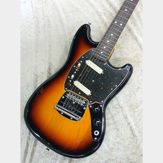 Fender Japan MADE IN JAPAN TRADITIONAL 60S MUSTANG -3-Color Sunburst-