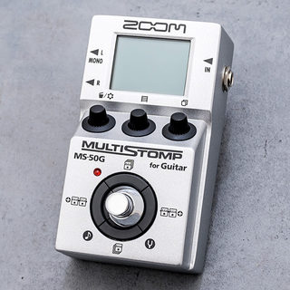 ZOOMMS-50G MultiStomp Guitar Pedal