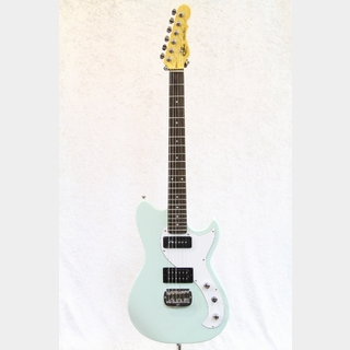 G&L Tribute Series FALLOUT Rosewood Fingerboard / Surf Green
