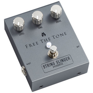 Free The Tone SS-1V STRING SLINGER Overdrive 予約注文/5月21日発売予定 【渋谷店】