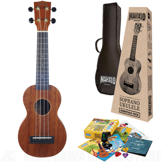 MAHALO Learn 2 Play Pack/MJ1 TBRK