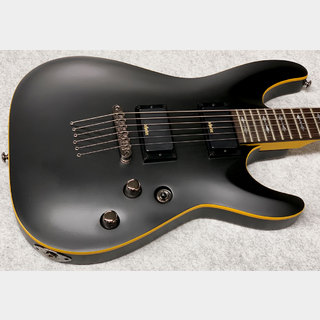 SCHECTERAD-DEMON-6 Aged Black Satin 2019  【特価品】
