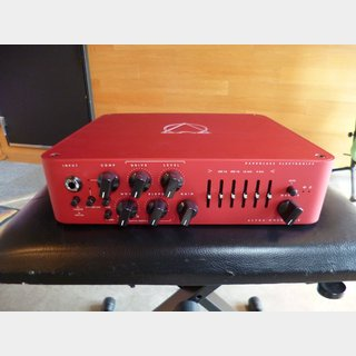 "Darkglass Electronics Alpha Omega 900 Limited Edition ""RED"""