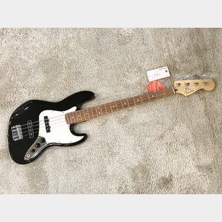 Fender Player Jazz Bass Black / Pau Ferro