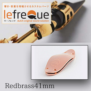 LefreQue Red Brass 41mm
