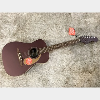Fender Acoustics Malibu Player Burgundy Satin 【展示入替特価】