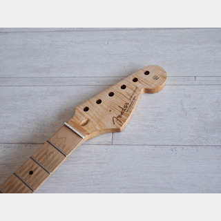NO BRAND Flame Maple Startocaster Type Neck