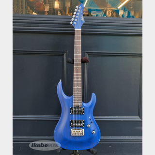 Aria Pro II MAC-DLX (Stained Blue)