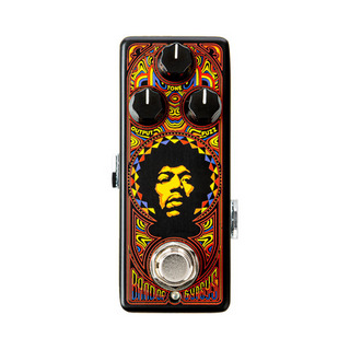 Jim Dunlop JHW4: Authentic Hendrix '69 Psych Series Band Of Gypsys Fuzz