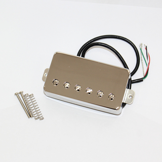 Y.O.S.ギター工房 Smoggy Pickup Humbucker Neck Nickel Covered