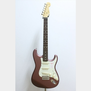 Fender Made in Japan Hybrid 60s Stratocaster / Burgundy Mist Metalic