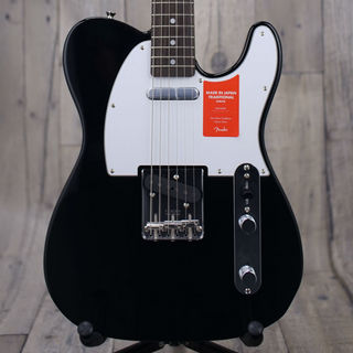 Fender Made in Japan Traditional  '70s Telecaster Ash -Black- 【在庫限りの特価品!!】【おちゃのみず楽器】