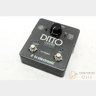TC ELECTRONIC Ditto X2 Looper [VD451]