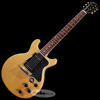 Gibson Custom Shop 1960 Les Paul Special DC Reissue VOS TV Yellow 【S/N:01144 / Weight≒3.25kg】