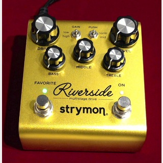 strymon Riverside 【9Vアダプター付】