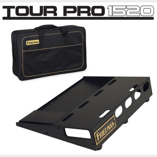Friedman TOUR PRO 1520 [Pedal Board(S) & Carry Bag] 【お取り寄せ品。ご予約受付中!】
