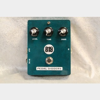 Pedal diggers 819 DLX [#02]